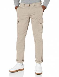 7 For All Mankind Men's Slimmy TAP. Cargo Chino Casual Pants, Grey, 31 von 7 For All Mankind