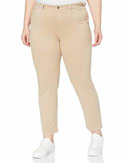 7 For All Mankind Women's Chino Casual Pants, Beige, 27 von 7 For All Mankind