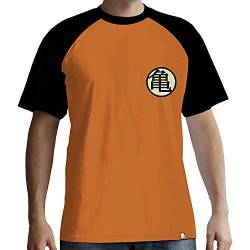 ABYstyle - Dragon Ball Z Tshirt Kame Symbol L von ABYstyle