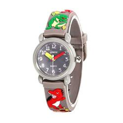 Kinder Uhr, Armbanduhr für Kinder Jungen und Mädchen, 3M wasserdichte Analog Quarzuhr, 3D Cute Cartoon Uhr, Digitale Kinderuhr, Teaching Handgelenk Uhren mit Silikon Armband, Kids Watch. von ACMEDE
