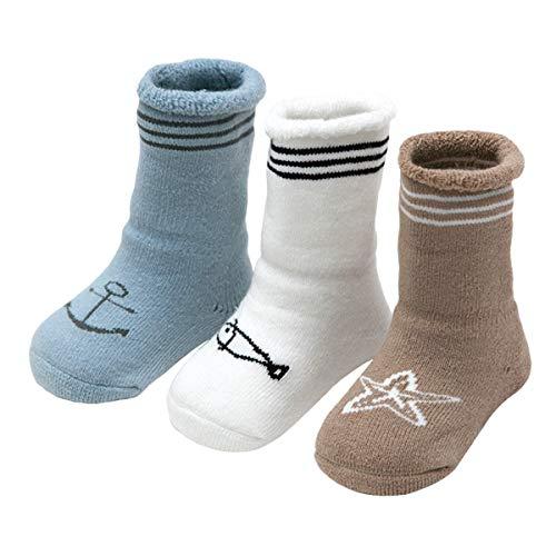 0-6 monate Set 2 Z-Chen 9er Pack Baby Baumwolle Socken