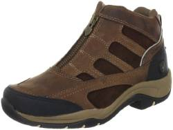 ARIAT Damen Reitschuhe Terrain Zip H2O, Distressed Brown (braun), 4 (37) von ARIAT