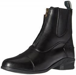 ARIAT Damen Heritage IV Zip French Paddock Boot, schwarz, 38.5 EU von ARIAT