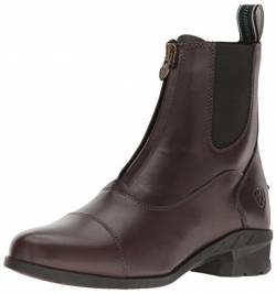 ARIAT Damen Heritage IV Zip French Paddock Boot, Hellbraun, 40 EU von ARIAT