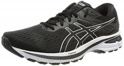 ASICS Herren 1011A983-001_47 Running Shoes, Black, EU von ASICS