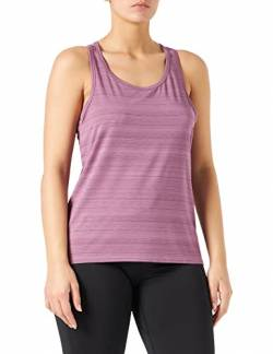 Amazon-Marke: AURIQUE Damen Sporttop, Violett (Purple Gumdrop), 40, Label:L von AURIQUE