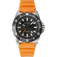 Accurist Accurist Mens Divers Herrenuhr in Orange 7306 von Accurist