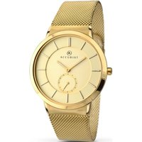 Accurist London Classic Herrenuhr in Gold 7015 von Accurist