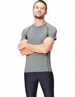 Activewear Tank Top Herren, Grau, Large von Activewear