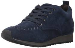 Aerosoles Damen Panoramic Fashion Sneaker, Blau (Marineblau (Veloursleder)), 36 EU von Aerosoles