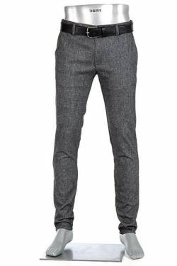 Alberto Slim Fit Rob Wool Look 62871221/980 von Alberto