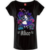 Alice in Wonderland Fairy Tales Damen T-Shirt von Alice in Wonderland