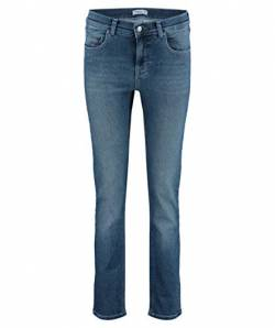 Angels Damen Jeans Cici Regular Fit Blue (82) 34/28 von Angels