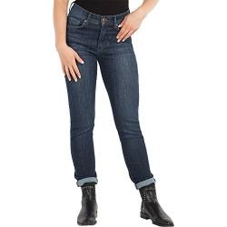 Angels Damen Jeans 'Skinny' in Used-Waschung von Angels