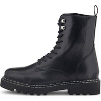 Another A, Schnür-Boots in schwarz, Boots für Damen von Another A