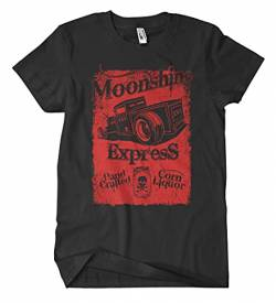 Moonshine Express T-Shirt (XL) von Artshirt Factory