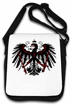 Roman Empire SPQR Eagle Artwork Schultertasche von Atprints