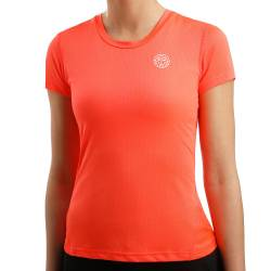 Eve Tech Round-Neck T-Shirt Damen von BIDI BADU