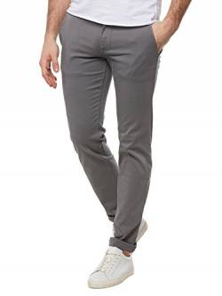 BOSS Herren Schino-Slim D Slim-Fit Casual-Chino aus angerauter Stretch-Baumwolle von BOSS