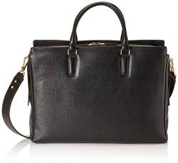 BREE Damen Chicago 5, Black, Workbag Business Tasche Schwarz (Black) von BREE