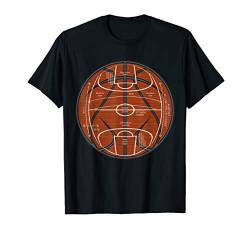 Basketball T Shirt, Basketball Graphic Design Fashion T-Shirt von Bahaa's Tee