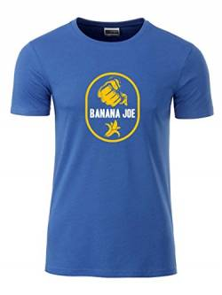 Banana Joe Original Bio-Premium T-Shirt #1 Royalblau M von Banana Joe