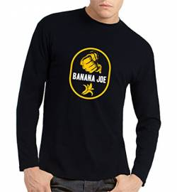 Banana Joe Original Premium Longsleeve Shirt No1 schwarz XL von Banana Joe