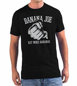 Banana Joe Original Premium T-Shirt No6 schwarz L von Banana Joe