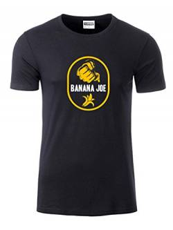 Banana Joe Original Bio-Premium T-Shirt #1 schwarzs XXL von Banana Joe