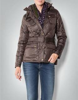 Barbour Down Jacket dark brown LQU0243BR71 von Barbour