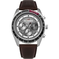 Ben Sherman The Ronnie Chronograph Herrenchronograph in Braun WBS108BT von Ben Sherman London
