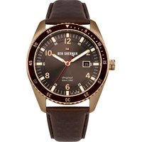 Ben Sherman The Ronnie Sports Herrenuhr in Braun WBS107TRG von Ben Sherman London