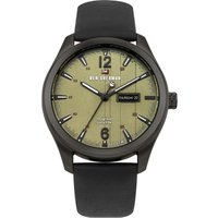Ben Sherman The Sugarman Heritage Herrenuhr in Schwarz WBS105BB von Ben Sherman London