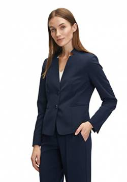 Betty Barclay Businessblazer dunkelblau, 38 Damen von Betty Barclay