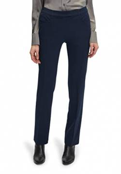Betty Barclay Damen 6000/9100 Hose, Blau (Dark Sky 8345), W(Herstellergröße: 40) von Betty Barclay