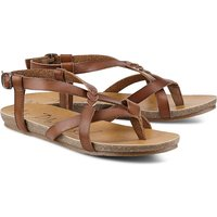 Blowfish Malibu, Sandale Granola B in mittelbraun, Sandalen für Damen von Blowfish Malibu