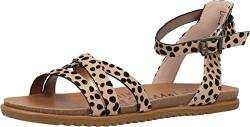Blowfish Malibu Damen Maylie Sandale, Sand Pixie Leopard, 35.5 EU von Blowfish Malibu