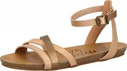 Blowfish Galie Vegan Damen Sandalen Neutral 41 EU von Blowfish