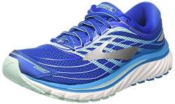Brooks Damen Glycerin 15 Laufschuhe, Blau (Blue/Mint/Silver 1b484), 36.5 EU von Brooks