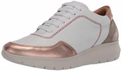 Brothers United Damen Made in Brazil Luxury Leather Fashion Sneaker Turnschuh, Weich Nappa, 40 EU von Brothers United
