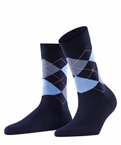 Burlington Damen Covent Garden Socken, Blickdicht, sailor-black, 36-41 von Burlington