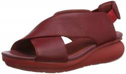 CAMPER Damen Balloon Slingback Sandalen, Rot (Medium Red 610), 40 EU von CAMPER