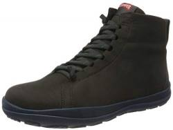 CAMPER Mens Peu Pista GM Ankle Boot, Dark Gray, 39 EU von CAMPER