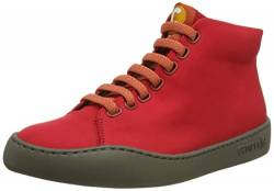 CAMPER Womens Peu Touring Ankle Boot, Bright Red, 37 EU von CAMPER