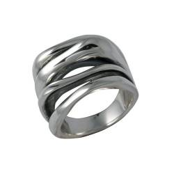 Canyon Damen Ring, Sterling-Silber 925, 58 (18.5), R2452-T58 von CANYON