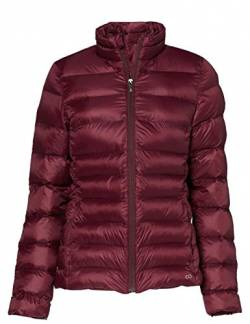 CARE OF by PUMA Damen-Steppjacke, wasserabweisend, Rot (Red), 42 (Herstellergröße: X-Large) von CARE OF by PUMA