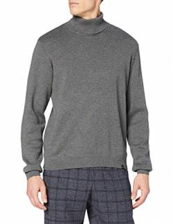 CASUAL FRIDAY Herren Karl 0011 roll Neck Pullover, 50817, L von CASUAL FRIDAY