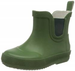 Celavi Basic Wellies Short Rain Boot, Army grün, 22 EU von Celavi