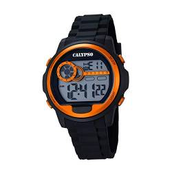 CALYPSO Herren-Uhr - Digital for Man - digital - Quarz - PU - UK5667/4 von Calypso