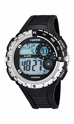 Calypso Watches Herren-Armbanduhr XL K5662 Digital Quarz Plastik K5662/1 von Calypso